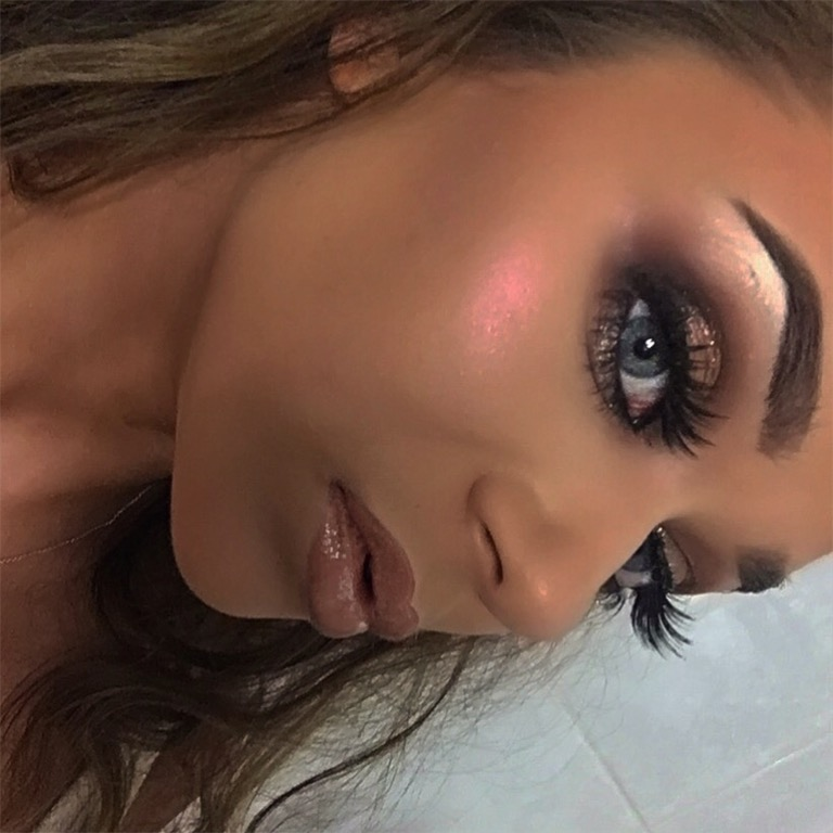 Glitter Waterline & No Wings!