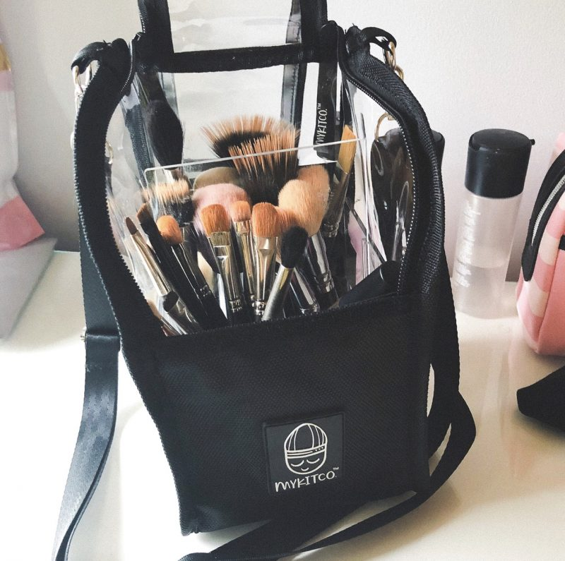 My Kit Co Makeup Brush Buddy