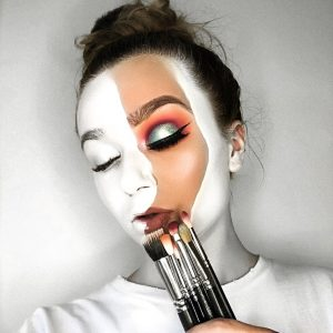 blank canvas makeup